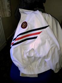 Man United jacket size large two extra large