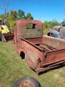 SOLD - Estate Sale -30-40s Dodge Pickup - A true rat rod project