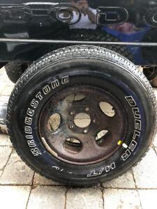 Bridgestone Dueller HT 245/75/16
