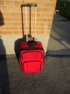 Luggage Carry On Swiss Gear