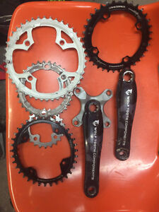 Get your bike geek on, parts for sale