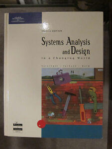 Systems Analysis, Business Mathematics Textbooks $5 to $8
