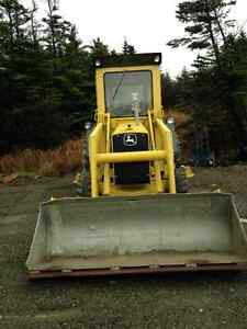 1979 John Deer Backhoe