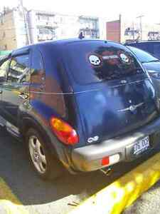 Auto chrysler pt cruiser 2002