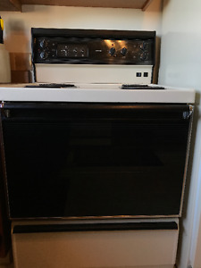 "30"" Hotpoint Stove"