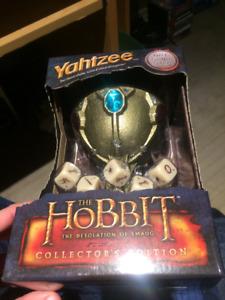 The Hobbit Collectors Edition Yahtzee