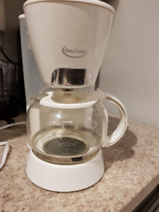 Betty Crocker 8 Cup Coffee Maker