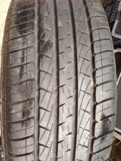 GoodYear Eagle NCT 5 215/60R16