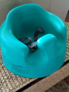 Perfect condition. Used once. Aqua Bumbo chair.
