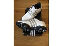 Golf Shoes Adidas Size UK 9