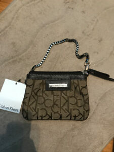 Calvin Klein Wristlet/Mini Purse