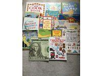 Large children's book bundle