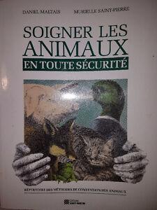 Soigner les animaux en toute sécurité : Répertoire des méthodes