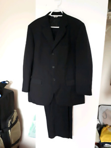 Moores mens suit 3 pieces with trousers