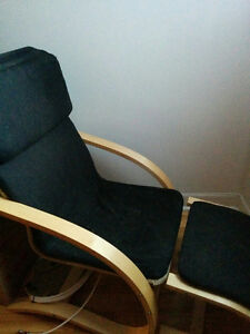 Chaise style IKEA