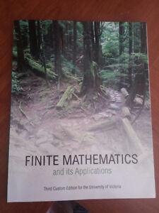 Uvic- Finite Mathematics and its Applications