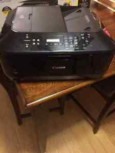 Canon wireless printer scanner fax mx432