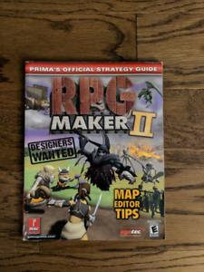 RPG Maker II Strategy Guide