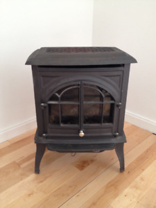 gast stove Enviro Ascot in excellent condition with extra parts