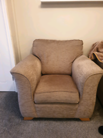 2 Matching Brown Armchairs *FREE*