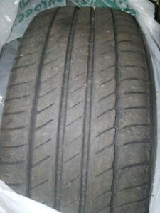 Michelin Primacy tires 215 45 17