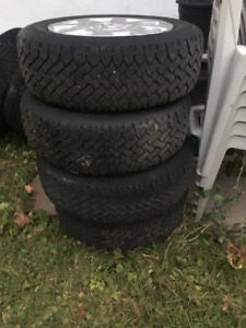 4 Winter Tires size 185 65 14
