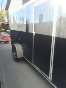 2015 Synergy Enclosed Trailer