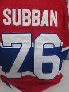 3 Day Sale PK Subban Montreal Canadians 100th Anni Jersey NWT