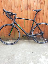 Pinnacle Laterite Zero Road Bike 56cm frame