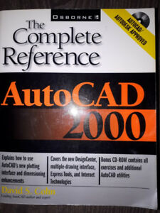 Books autoCAD, A+, Network+, Biology Uvic, Calculus