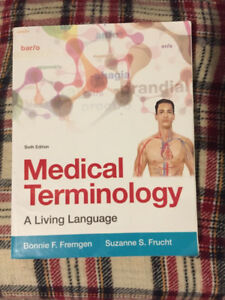 Medical Terminology: A Living Language 6th Edition for Sale