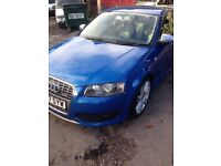 Audi s3 8p 2008 tmc tunning chipped 320bhp over