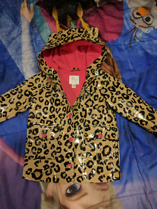 EUC rain coat 18-24 month