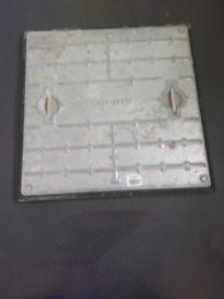 Clarke drain man hole cover pc7bg3