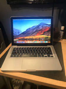 2012 MacBook Pro 13in, Works Perfect! Upgraded 8gb Ram