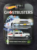 Voiture hotwheels gosthbusters