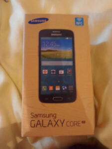 Android/Samsung Galaxy Core Cellphone for Sale