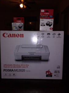 Cannon wireless all-in-one printer