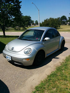 2001 Volkswagen Beetle Coupe for parts of trade