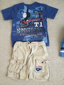 Boys Size 3-4 lot of Character Outfits