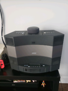 Bose Radio with 6 cd changer