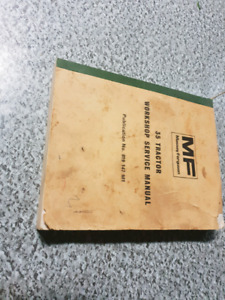 massey ferguson workshop manual | Gumtree Australia Free Local