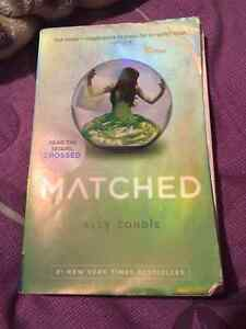 Matched Book Series for Sale by: Ally Condie Windsor Region Ontario image 2