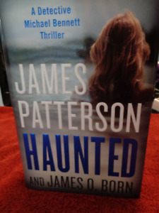 James Patterson, Haunted, Hardcover