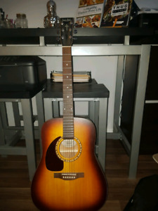 Left handed Guitar. Simon & Patrick!!