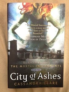 City of Ashes.