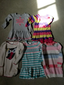 Size 4 girls dresses