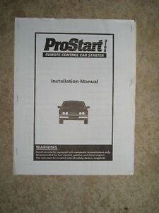 Automotive Pro Starter