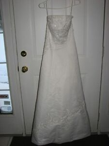 Wedding Dress - Size 4
