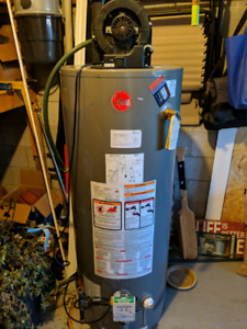 Power vent rheem water heater